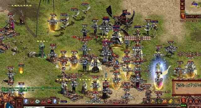 如何神途属性里利用战士职业在游戏中势不可挡 神途属性 第1张