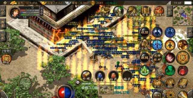 远古好玩的神途里神殿在哪远古神殿地图坐标 好玩的神途 第3张